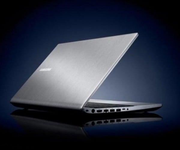 Samsung Announces Series 7 Chronos Laptop