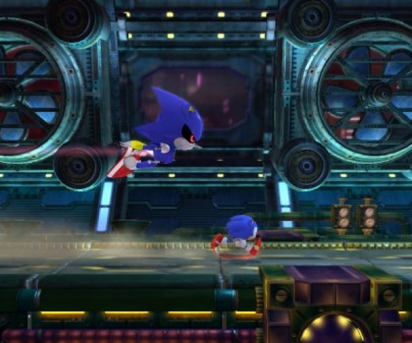 Sonic Generations Footage: Sonic Goes Back to Basics