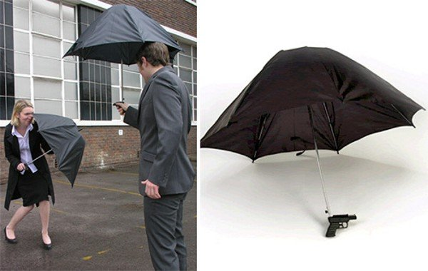 Squirt Umbrella