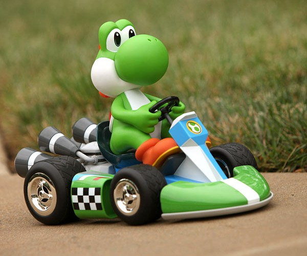 Super Deluxe Mario R/C Cars Are the Best Yet