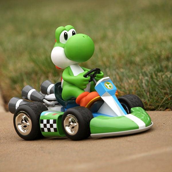 Super Deluxe Mario Kart Racers