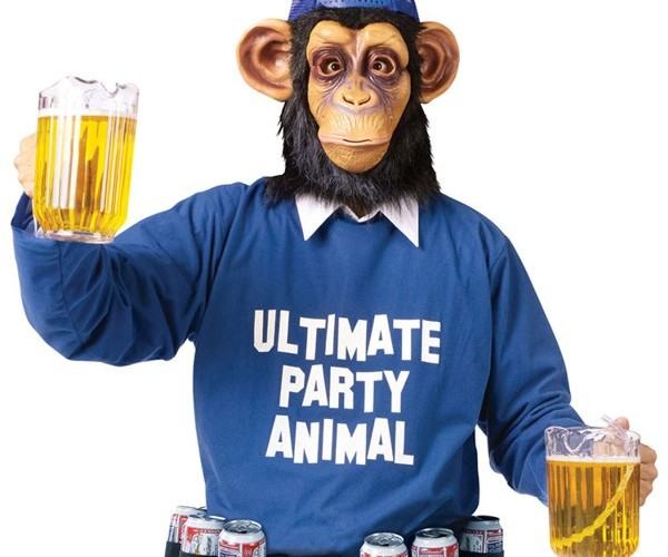Ultimate Party Animal Costume Really Makes You Look Like an Animal