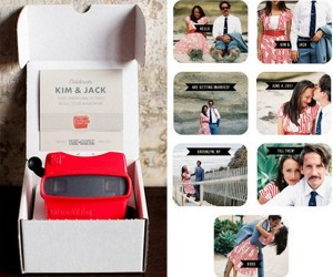 Viewmaster Wedding Invitations Look Great (But Cost a Ton)