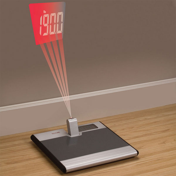 Wall Projection Scale