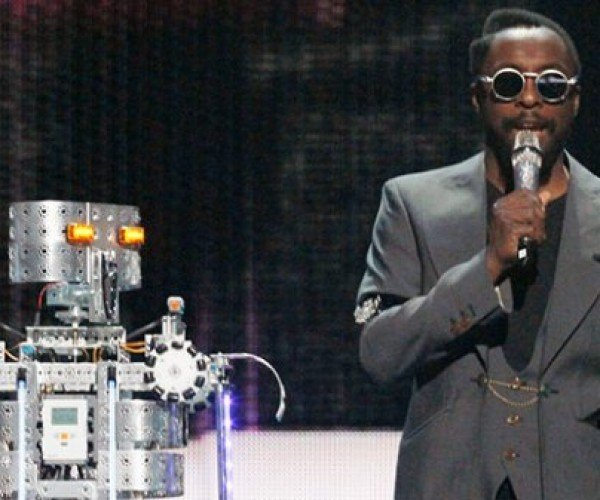 will.i.am Wants Us to Build More Robots