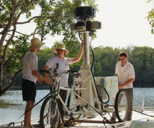 Google to Send Street View Tricycles Down Amazon and Rio Negro Rivers