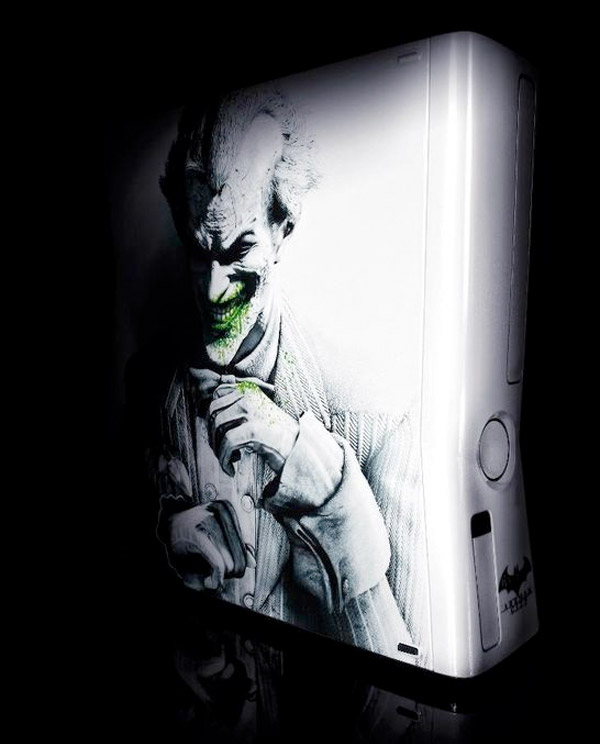 batman arkham city xbox 360 2