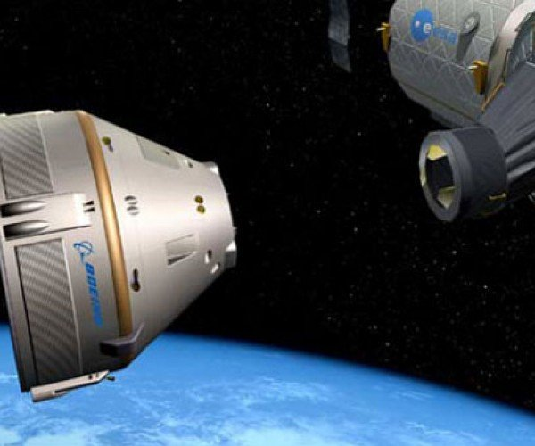First Pilots of Boeing CST-100 Space Capsule Won't Be from NASA