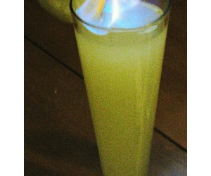 Cave Johnson's Combustible Lemonade: Drinkable Meme