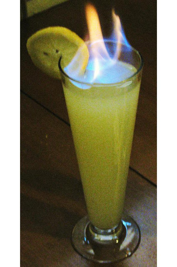 cave johnsons combustible grenade drink by insatiable geek