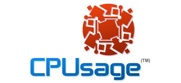 cpusage logo
