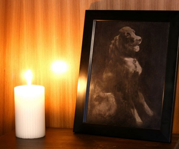 Norwegian Design Studio Prints Pic of Your Dead Pet Using Their Ashes… Seriously