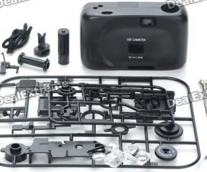diy camera assembly kit from deal extreme