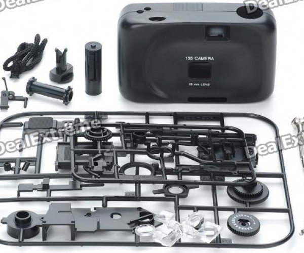 DIY Camera Assembly Kit: Sold Separated