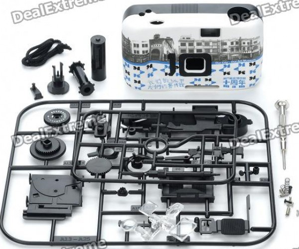 diy camera assembly kit from deal extreme 7