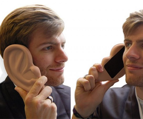 Ear Case for iPhone 4 is All Ears