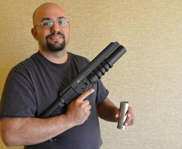 Flare Gun Camera