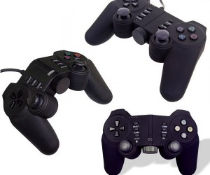 Flexible PS3 Controller for Hours of Awkward Gaming