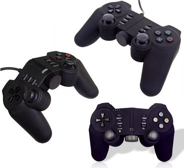 flexible ps3 controller