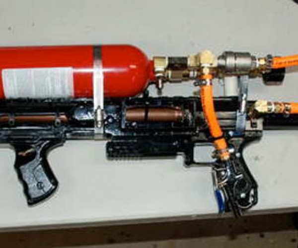 DIY Grappling Hook Launcher is Perfect for James Bond Wannabes