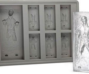 Han Solo Carbonite Ice Tray is Perfect for Hot Summer Days on Tatooine