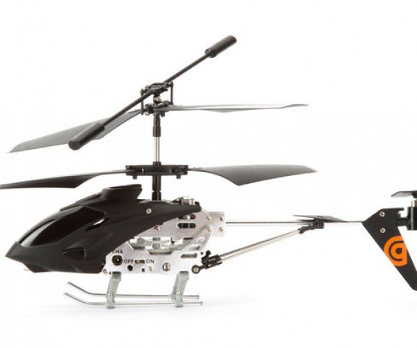 Griffin HELO TC iPhone RC Helicopter Released
