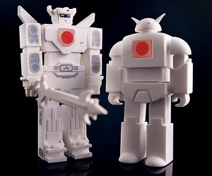 Incubot Shiroi USB Drives: Buy a Robot, Save Japan
