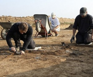 Microsoft Kinect to Create 3D Scans of Archaeological Dig