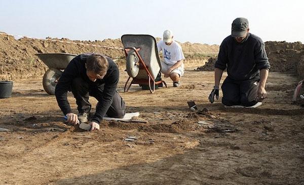 Kinect Archaeology