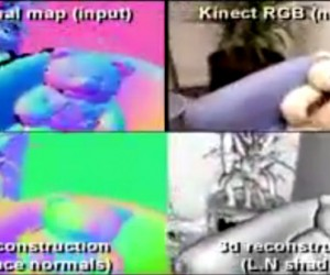 KinectFusion: Microsoft Makes 3D Models with Kinect