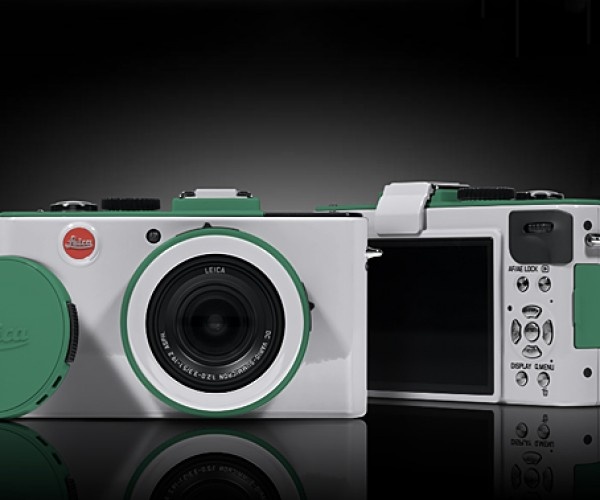 ColorWare Now Customizing Leica D-Lux 5