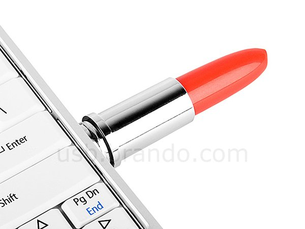 lipstick usb drive from brando 2