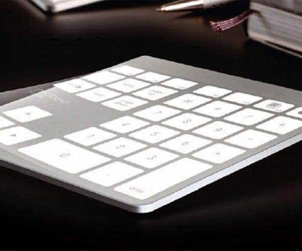 Magic Numpad Magically Transforms Magic Trackpad into Magic Numeric Keyboard