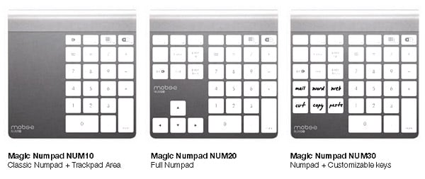magic numpad 2