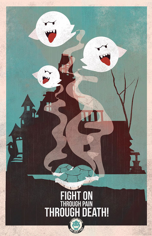 mario propaganda posters by fro design co 4