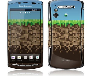 Minecraft Edition Xperia Play Smartphone Hits eBay