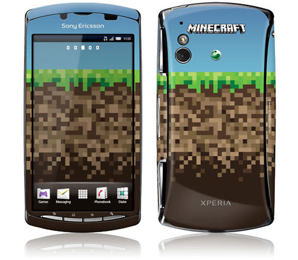 minecraft xperia play