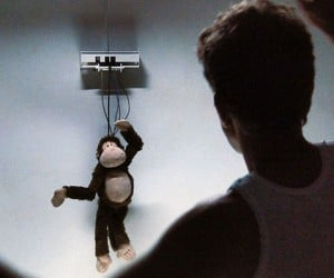 Hacked Kinect Controls Stuffed Monkey