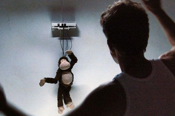 Kinect Monkey Hack