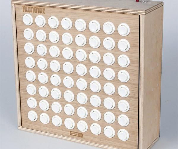 Arcade Button MIDI Controller: Button Mashin' Beats