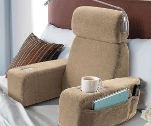 Thinking of Getting the n•a•p Massaging Bed Rest? Maybe Just Get a New Couch Instead