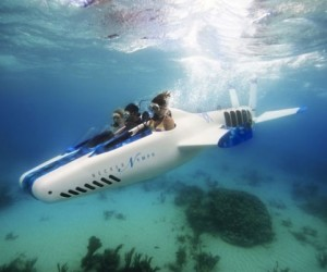 Necker Nymph: Rent Your Own Underwater Sea Plane from Sir Richard Branson