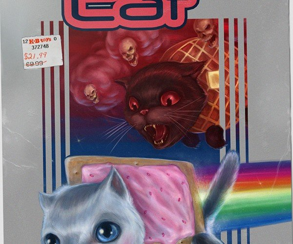 NES Nyan Cat Would Have Been the Easiest Game Ever Made