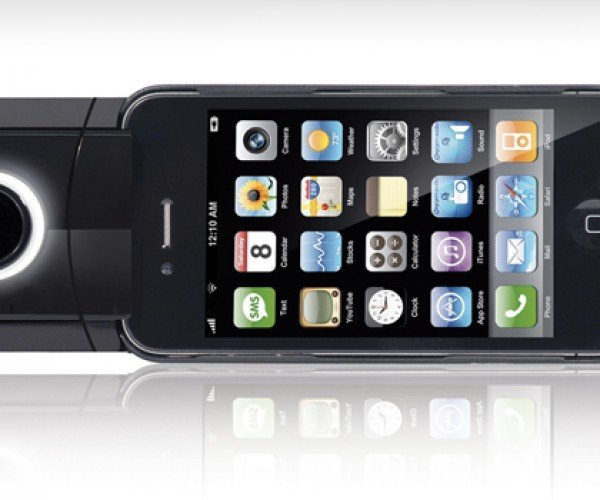 O Car iPhone Car Stereo Controller: Thankfully not Named iCar Stereo