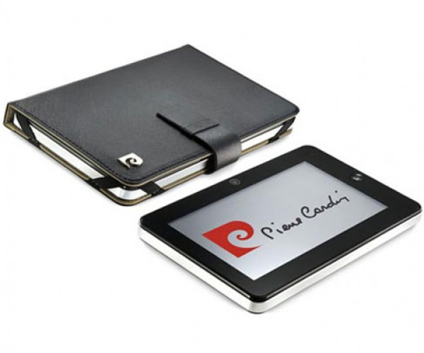 Pierre Cardin Android Tablet: Most Boring Tablet Ever