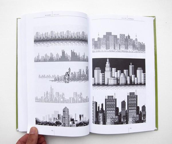 pixel galaxy gameboy book by sergio ingravalle 10