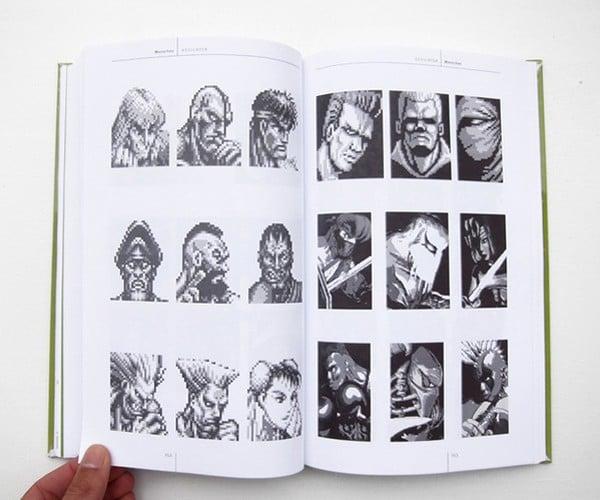 pixel galaxy gameboy book by sergio ingravalle 11