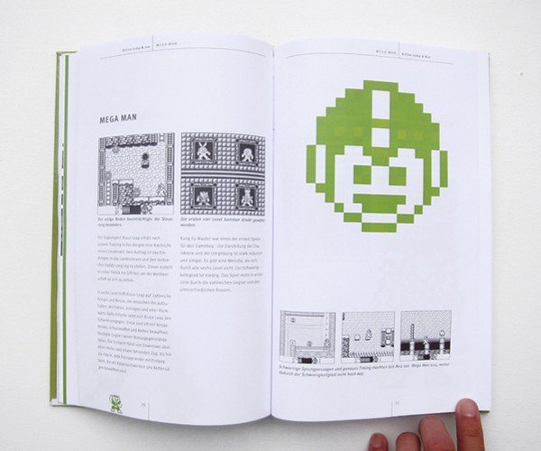 pixel galaxy gameboy book by sergio ingravalle 4