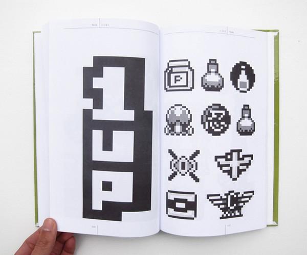 pixel galaxy gameboy book by sergio ingravalle 5