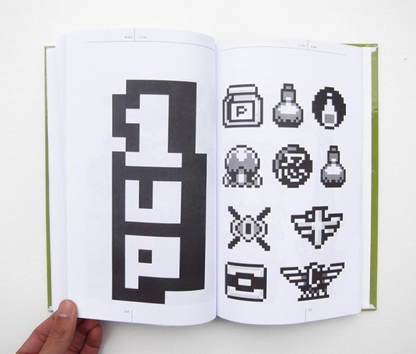 pixel galaxy gameboy book by sergio ingravalle 5
